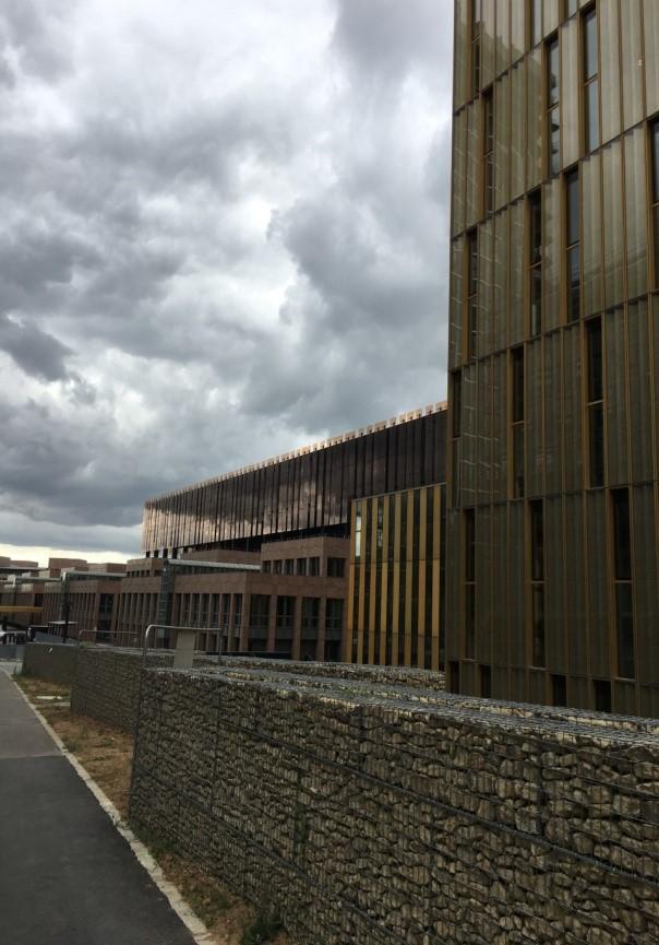 ein imposanter Komplex in Luxemburg, auf ein ganzes Areal verteilt, zu besichtigen, nur mit Voranmeldung