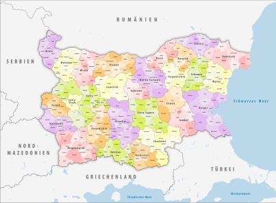 1280px-Gemeindegliederung _Bulgarien_2020, Tschubby, CC BY-Sa 3.0.png