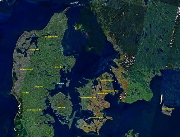 Satellitenbild von Dänemark, wikimedia, Gemeinfrei.jpg