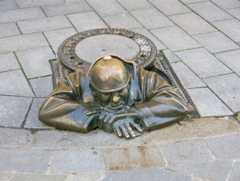 Slowakei, Bratislava, Denkmal, Filip Maljkovic´ , Serbien, CC BY-SA 2.0.jpg